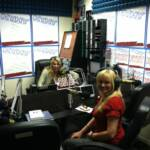 "Dr. Larisa on the ""Dare To Dream"" Radio Show with Deborah Dachinger."